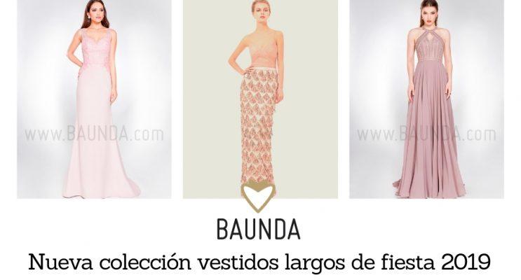 nueva colección vestidos largos fiesta 2019 madrid online