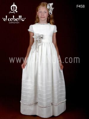 Outlet vestido de comunión El Caballo F458