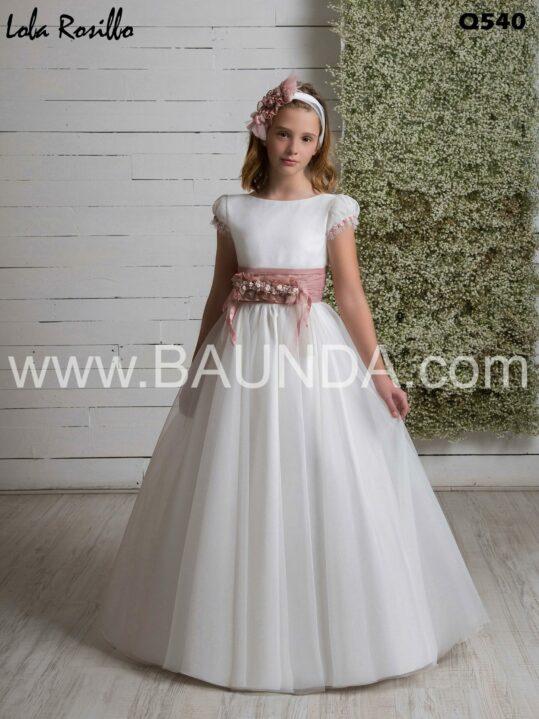 vestido_Comunion_2021_liso_sencillo_blanco